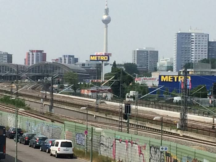 Tanze, tanze: Berlin.