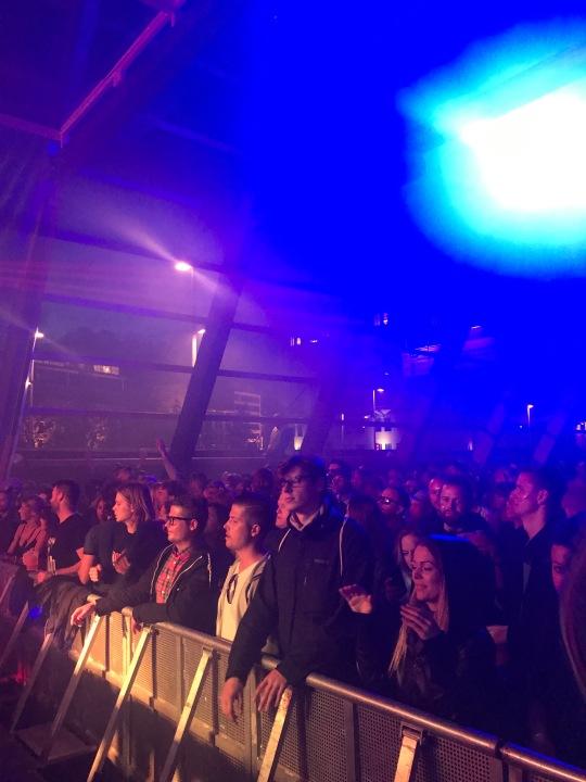 Crowd.